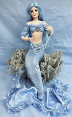 23 Inch Mermaid Pattern
