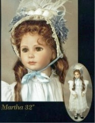 MARTHA by Thelma Resch 32 inch pattern