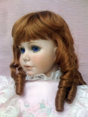 Julien style 6/7 Dark Brown Cheri Wig