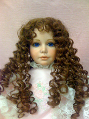 Elise 13/14 Dark Brown Crowning Glory Wig
