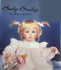 Baby Bailey Doll Artworks Wig