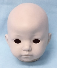 19 inch Angela baby head