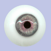 Autumn Hazel 09MM Masterpiece Silicone Eyes