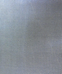 Ivory English Netting Fabric