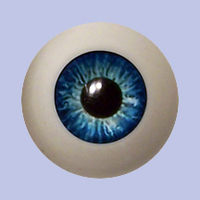 Blue Star Masterpiece Crystal Polymer Eyes